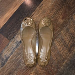 Tory Burch flats, in excellent condition